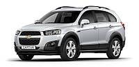 Защита картера двигателя и КПП Шевроле Каптива (2007-) Chevrolet Captiva