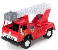 Машина пластмассовая. Пожарная ОР027 Орион
