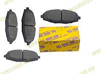 """Колодки тормозные передние Ланос 1.5 Сенс Матиз Lanos Sens Matiz 13"""" Kashiyama 96273708"""