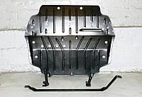 Защита картера двигателя и кпп Volkswagen Caddy 2010- с установкой! Киев