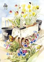 Пазл Heye - Коробка с цветами (Marjolein Bastin, Flowerbox)