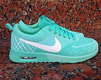 Женские кроссовки Nike Air Max (Мятные)