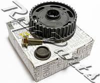 Шестерня распредвала с фазорегулятором Renault Megane II 1.6 16V (K4M). Оригинал Renault - 7701478505
