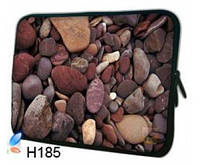 "Чехол для планшета/нетбука 12.2"" гламур HQ-Tech H185 ""камни"", неопреновый"