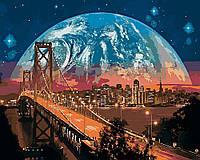 Роспись по номерам Турбо VP481 Сан-Франциско