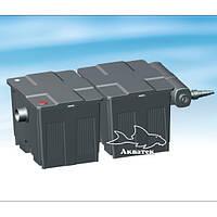 Прудовый фильтр УВ стерилизатором SunSun CBF 350B-UV