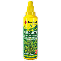 Tropical Ferro-aktiv  50ml  удобрение для растений c микроэлементами код 33022