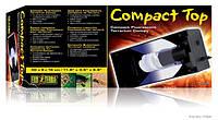 Компактный светильник для флуоресцентных ламп ExoTerra Compact Top 1 x 26W (Hagen РТ 2225)