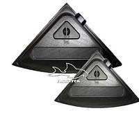 Крышка для аквариума Природа ЛЮКС 57х57 (черная)