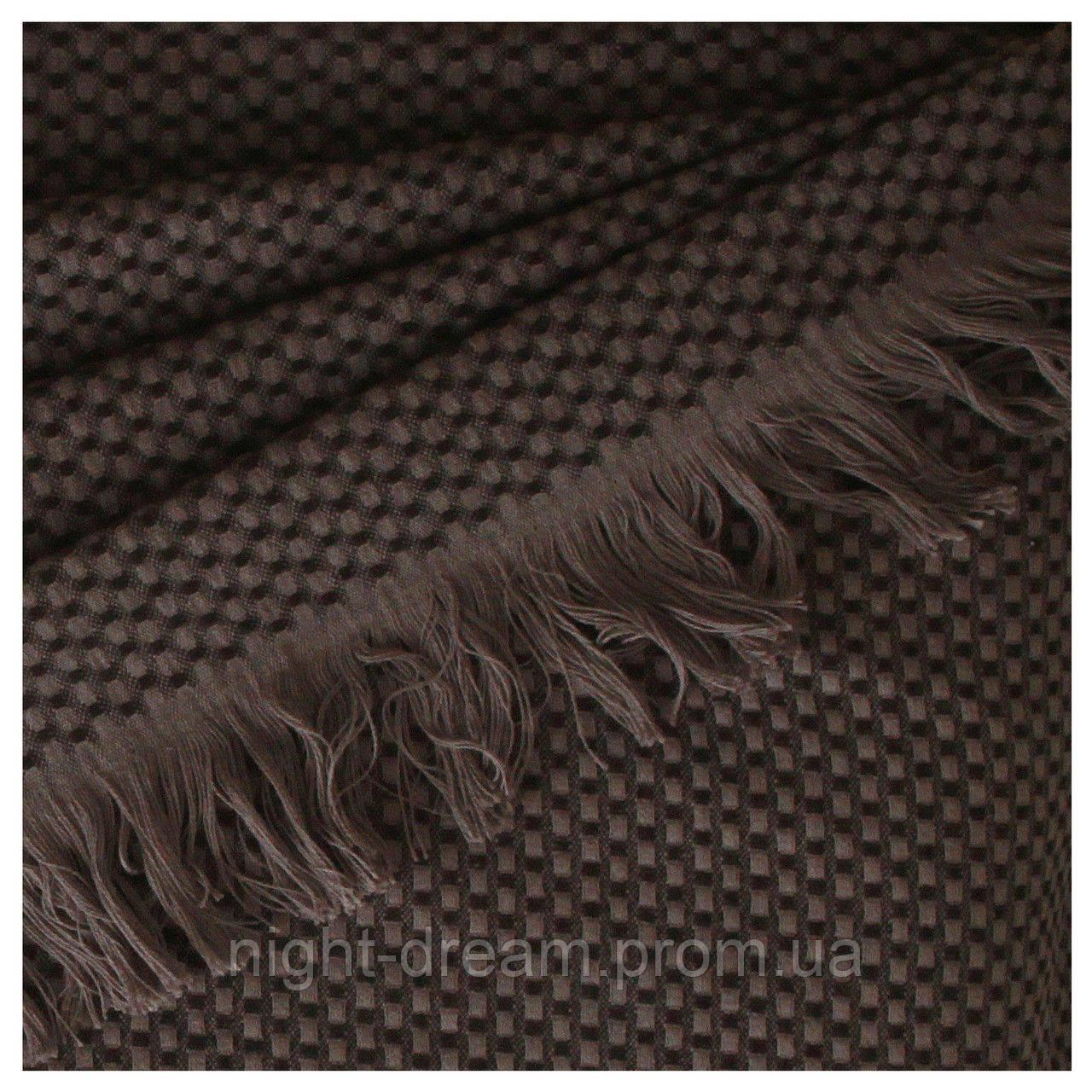 Hasir от Eke Home плед-покрывало из эвкалипта  165x240  mink