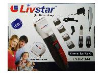 Машинка для стрижки волос (профессиональная) LIVSTAR LSU-1540 керамические лезвия, аккумулятор
