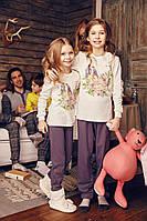 6615-2A комплект подростковый джемпер+брюки Anabel Arto