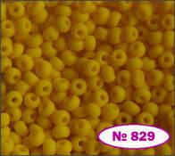 Бисер 10/0 № 83110/829 (натуральный матовый)
