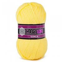 Kartopu Gonca - 330 нежно-желтый