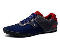 Спортивные туфли Gekon S68c, мужские, сине-серые, р. 44, фото 1