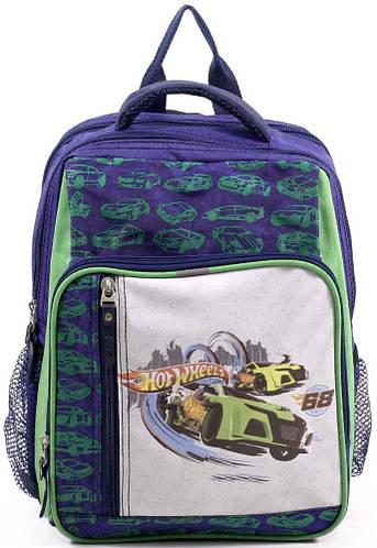 Школьный удобный рюкзак для мальчиков из нейлона 9 л. Bagland 11270-15 Хотвилс