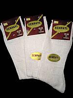 Носки мужские шелк Sempati  р.41-44 белые