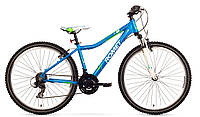 """Горный велосипед Romet Jolene 26"""" 1.0 синий"""