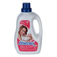 Dzidzius color гель для стирки детского белья 1,5 л