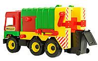 "Машинка ""Мусоровоз"" Wader серия ""Middle Truck"", 39224 Вадер"
