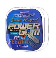 Амортизатор для фидера / фідера / фидергам Flagman Sherman Power Gum 6.5 kg 10м
