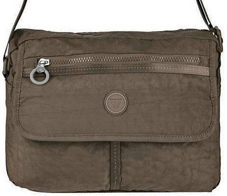 Тканевая наплечная сумка Roncato Rolling 7112/44 коричневый
