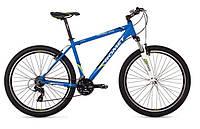 """Горный велосипед Romet Rambler 27,5"""" 1.0 синий, черный"""