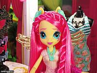 Кукла Май Литл Пони девочки эквестрии Флатершай Стильная прическа My Little Pony Fluttershy