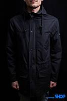Парка\куртка Outfits - TLM Black_New16 (чоловіча\мужская) Весна-Осінь