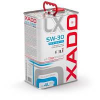 Моторное масло XADO Luxury Drive 5W-30 SYNTHETIC 4л