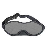 Очки для сна SEA TO SUMMIT Eye Shade grey/black