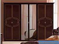 Шкаф Матрина 6Д/зеркало (Миро-марк)