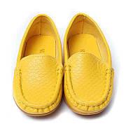 Туфли мокасины детские