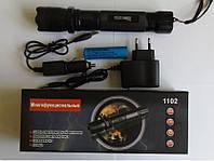 Электрошокер фонарик Скорпион 1102