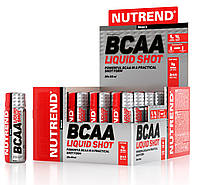 Аминокислоты BCAA Nutrend BCAA Liquid Shot 20x60ml