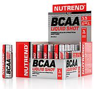 Аминокислоты BCAA Nutrend BCAA Liquid Shot 20x60ml