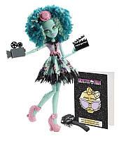 Кукла Хани Свомп «Страх, Камера, Мотор!» Monster High BDD84/BDD86