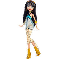 Кукла Monster High Клео де Нил (Cleo de Nile) базовая, CFC60