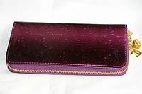 Стильный кошелек лаковый с искусственной кожи Chanel