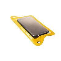 Чехол водонепроницаемый для iPhone 4 SEA TO SUMMIT TPU Guide W/P Case yellow