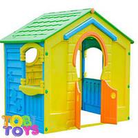 садовый домик для детей TOBI TOYS Exclusive