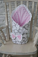 Конверт-одеяло на выписку Минни Маус Деми