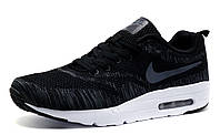 Кроссовки мужские Nike Airmax90, черные, р. 44