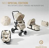 Универсальная коляска Concord Neo Mobility-Set Milan