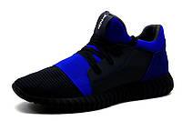 Кроссовки мужские Adidas Yeezy Boost CC35, черные с синим, р. 40 41 45, фото 1