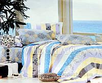 9816 Полуторное постельное белье ранфорс Viluta
