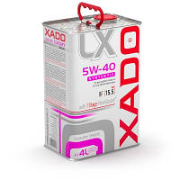 Моторное масло XADO Luxury Drive 5W-40 SYNTHETIC 4л