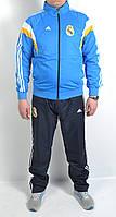 Чоловічий оригінальний  спортивний костюм  Adidas - Real Madrid  - 123-4