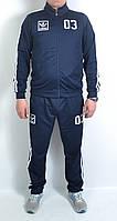 Чоловічий оригінальний  спортивний костюм  Adidas 03 - 123-6