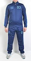 Чоловічий оригінальний  спортивний костюм  Adidas 03 - 123-7